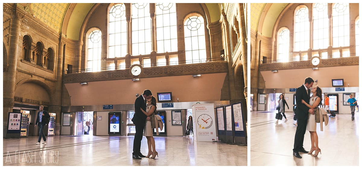 Photographe de couple à Metz